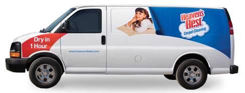 Heaven's Best Van