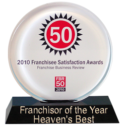 2010 Best Franchise - Franchise Express