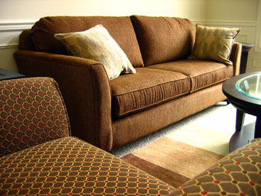 Nice Dark Brown Couch