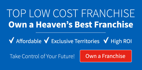 Heaven's Best Franchise Information